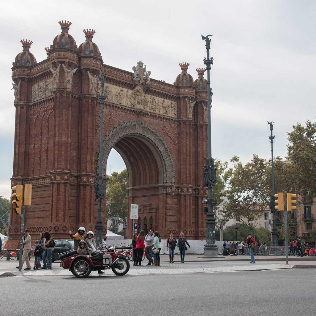 Barcelona Sidecar Tours